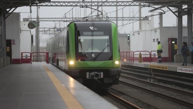 Todo listo para adjudicar hoy Línea 2 del Metro de Lima. (César Fajardo)
