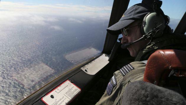 Últimos objetos encontrados tampoco eran del avión desaparecido. (EFE)