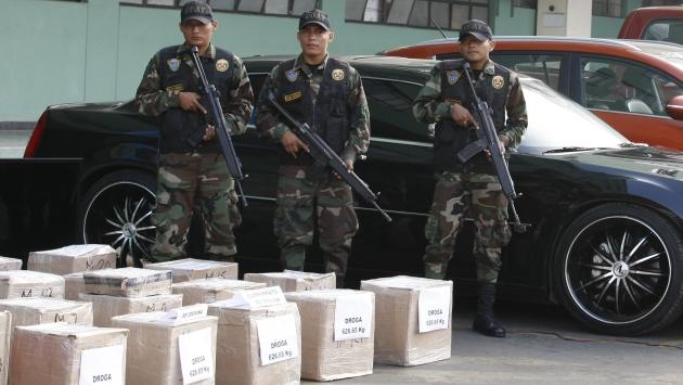 La Molina: Narcos tenían más de $25 millones en cocaína y bienes. (Luis Gonzales)