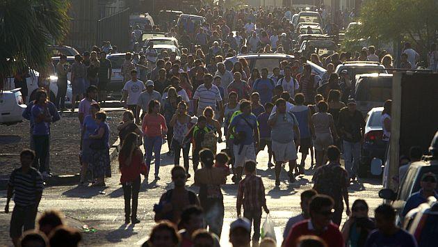 Chile: Terremoto de 7.8 grados en el norte de ese país. (EFE)