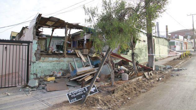 Un peruano falleció en Iquique. (EFE/Canal N)