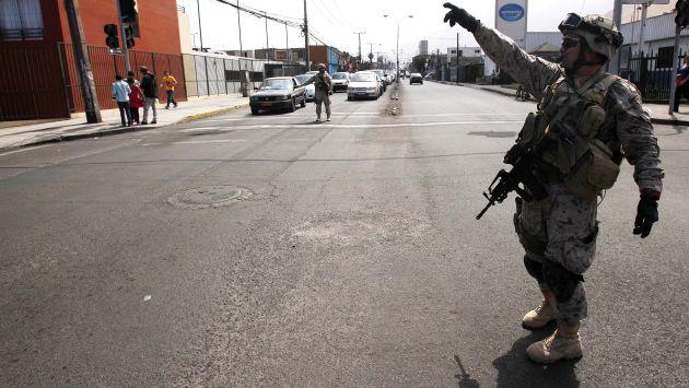 Terremoto en Chile: Recapturan a 131 reas que escaparon de cárcel en Iquique. (AP)
