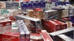 Se pierden S/.50 mllns. por contrabando de cigarros - Noticias de andres choy