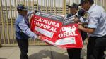 Cierran estadio por asesinato de hincha - Noticias de octavio regalado