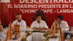 Humala critica que García trate de escabullirse de investigación - Noticias de ivan sequeiros