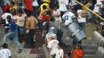 Trujillo: Partido entre César Vallejo y Universitario es de alto riesgo - Noticias de sport huancayo