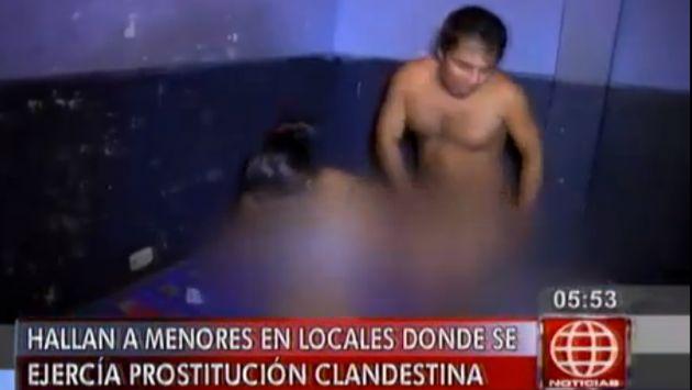 prostitutas de peru prostitutas en bilbao