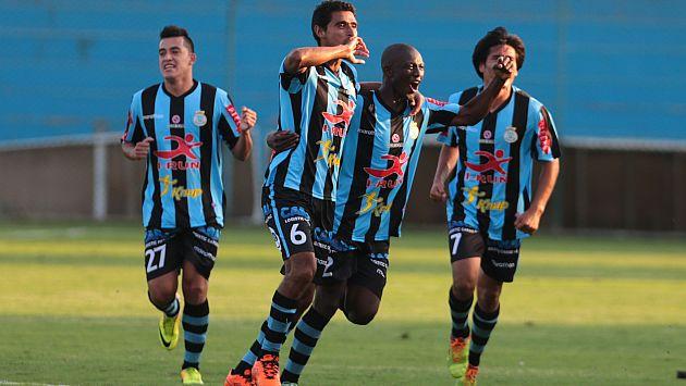 Real Garcilaso demolió 3-0 a Cristal 3-0 en Lima (ANDINA)