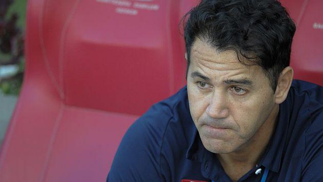 Sporting Cristal: Dirigencia respalda a Daniel Ahmed y si plantel no mejora habría purga. (AP)