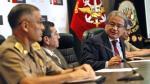 Walter Albán: Se detuvo a 28 dirigentes del Movadef en cinco regiones - Noticias de osman morote