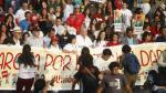 'Marcha por la Igualdad' llenó la Plaza San Martín - Noticias de sota nadal
