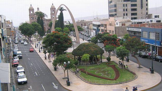 Tacna busca atraer a turistas bolivianos. (USI/Referencial)
