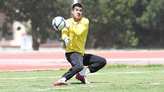 Erick Delgado otra vez lesionado. (USI)