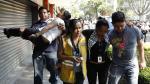 México: Así se vivió terremoto de magnitud 7 [Fotos] - Noticias de caida de arbol