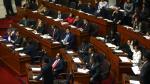 Congreso: 57 legisladores esconden a los financistas de su campaña - Noticias de victor ramirez gonzales
