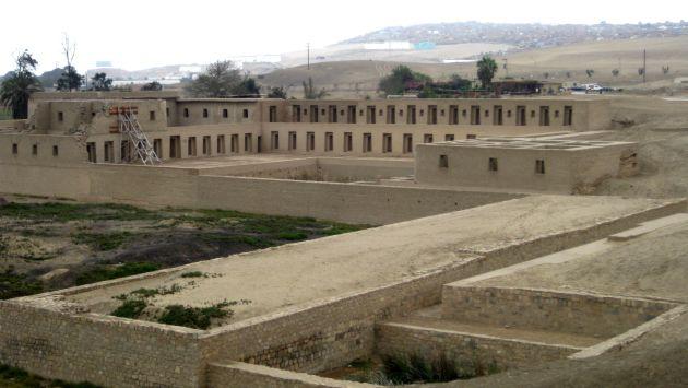 Resultado de imagen para Templo de Pachacamac