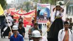 Movadef cuenta con presencia en ocho universidades públicas - Noticias de noemi quispe diaz