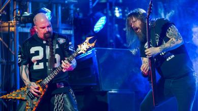 Guns N' Roses, Black Sabbath, Slayer, Revolver Golden Gods Awards 2014