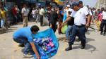 Ambulantes toman las calles otra vez - Noticias de cesar vallejos