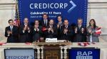 Credicorp ingresa a Colombia - Noticias de percy urteaga