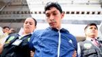 Carlos Burgos: Asesinos de hijo de alcalde fueron trasladados a Fiscalía - Noticias de christian barraza guevara