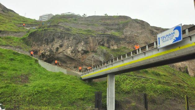 Miraflores: Instalaran centro de comando para simulacro de tsunami. (Difusión)