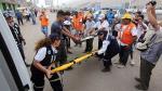 Cerrarán Costa Verde por simulacro - Noticias de municipalidad de miraflores
