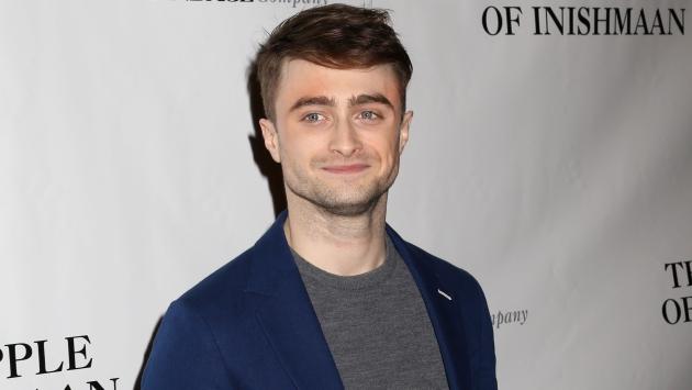 Daniel Radcliffe asegura que nunca saldría con una fan. (AP)