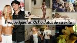 Enrique Iglesias: Ocho datos del exitoso novio de Anna Kournikova - Noticias de anna kournikova
