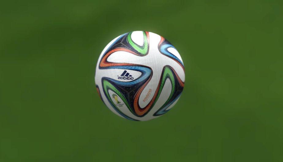 Небольшой патч, добавляющий в игру FIFA 14 официальный мяч чемпионата мира