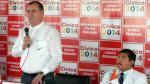 Tacna: Oscar Valdés presentó a Omar Jiménez como precandidato a la región - Noticias de moda