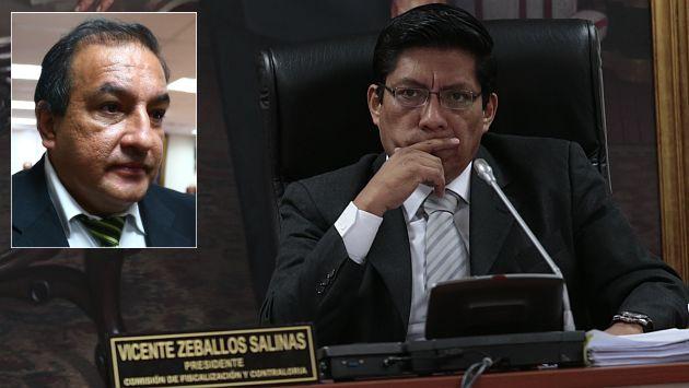 Fiscalización investigará al gobierno regional de Tumbes. (César Fajardo)
