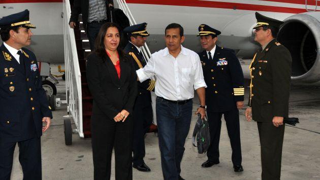 Ollanta Humala viajará a Alemania y EEUU para reuniones sobre cambio climático. (Perú21)