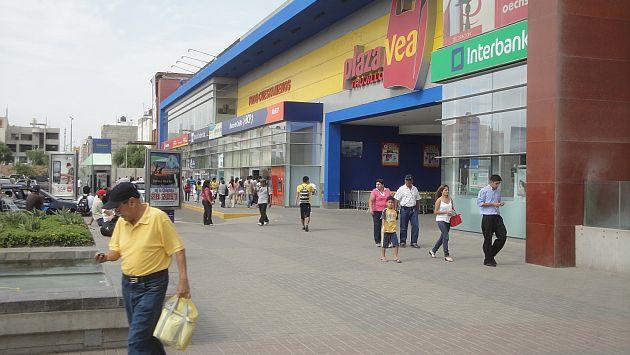 Trujillo: Cinco delincuentes asaltan Plaza Vea y se llevan S/.15 mil. (USI/Referencial)