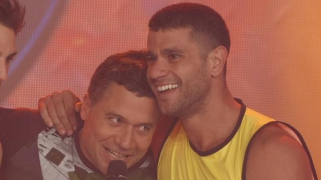 Yaco Eskenazi y Mathías Brivio envían mensaje a 'traidores'. (USI)