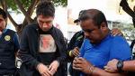 Trujillo: Policía captura a dos hampones que intentaban robar su casa - Noticias de monserrate