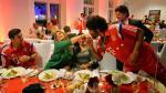 Bayern Munich: Plantel celebró con sus esposas - Noticias de karla salcedo