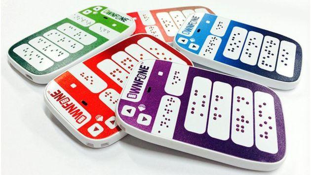 Botones se pueden preprogramar para realizar llamadas. (Internet)