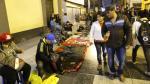 Miles de ambulantes invaden las calles del Centro de Lima - Noticias de carmen vildoso