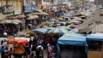 Comercio informal en el norte del país es incontrolable - Noticias de roberto torres blas