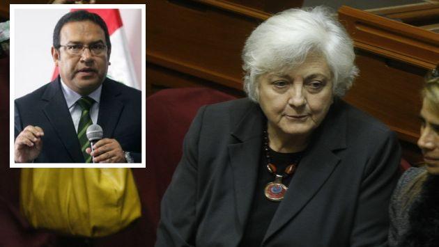 Devida: Renuncia Carmen Masías y designan a Alberto Otárola. (USI)