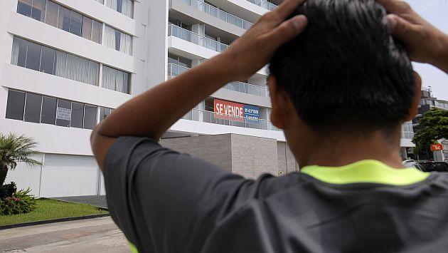 Propietarios podrán desalojar a inquilinos morosos en un plazo de 15 días. (USI/Referencial)