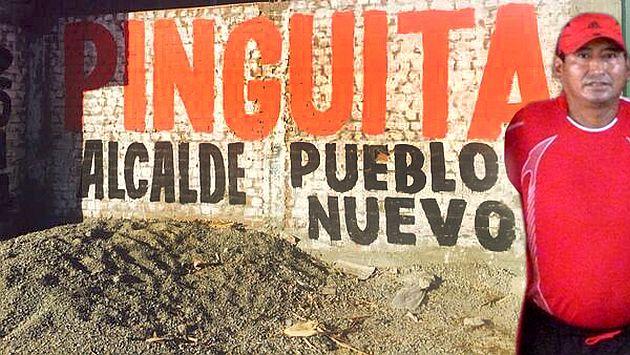 Ica: Conoce a 'Pinguita', postulante a la alcaldía de Pueblo Nuevo, en Ica. (Miguel Ángel Ibarra)
