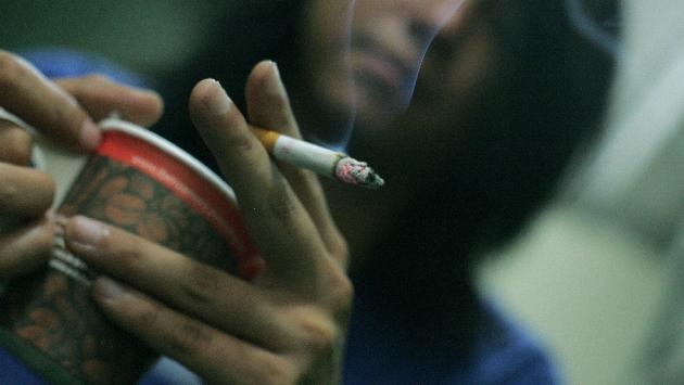 OMS: Al día mueren 44 peruanos por consumo de tabaco. (Perú21)