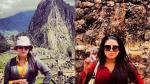 'La Emperatriz de Los Ántrax', reina del narco en México, visitó Machu Picchu - Noticias de jose rodrigo arechiga gamboa