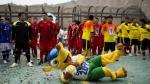 """Reos del penal Castro Castro inauguran mundial de fútbol """"Mara-Cana"""" - Noticias de hugo sotil"""