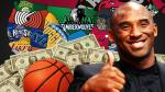 NBA: Conoce los 13 jugadores mejor pagados de esta temporada - Noticias de sueldo millonario