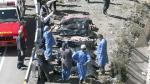 Bus vuelca y deja 12 muertos - Noticias de flavio rojas