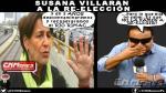 Susana Villarán: Parodian su 'Sí se atreve' con divertidos memes - Noticias de
