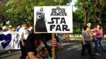 Unas 21 ingeniosas formas de protestar sin violencia - Noticias de